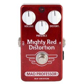 Mad Professor Mighty Red Distortion Red