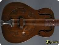National Duolian 1931 Wood finish