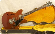 Gibson EB2 1967 Sparkling Burgundy