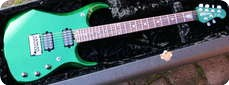 Music Man PDN Emerald Green Sparkle JP13 Petrucci 2013