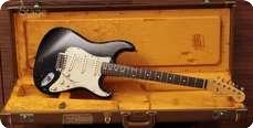 Fender Custom Shop Stratocaster 62 Relic 2011 Black Relic
