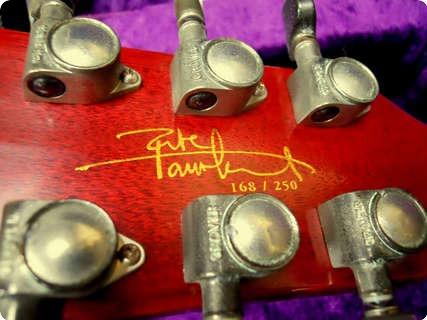 Gibson Custom Shop Sg Pete Townshend Signature 2000 Cherry