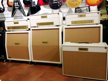 Marshall Custom Shop 2014 Creme White