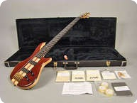 Pedulla Thunderbass ON HOLD 2001 Natural