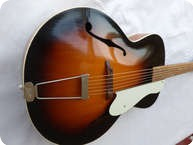 Levin Archtop 32 1945