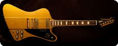Gibson Firebird 50th Anniversary 2014 Gold