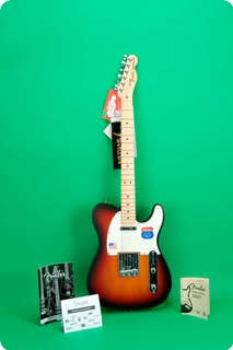 Fender Highway One Model 2008 Sunburst