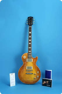 Gibson Les Paul Standard Peter Green Reissue 2007 Sunburst
