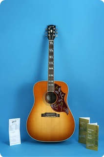 Gibson Hummingbird 2009 Sunburst