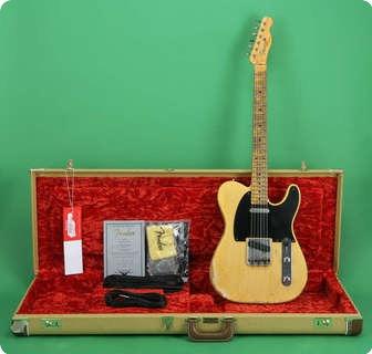 Fender Telecaster 1952 Reissue Relic 2008 Butterscotch