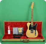 Fender Telecaster 1952 Reissue Relic 2008 Butterscotch