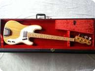Fender Telecaster Bass 1973 Natural