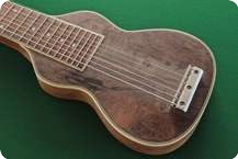Pavel Maslowiec Custom Guitars 8 String Baritone LapSteel Made To Order