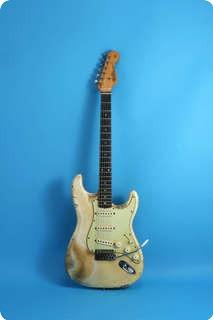Fender Stratocaster 1962 Blonde