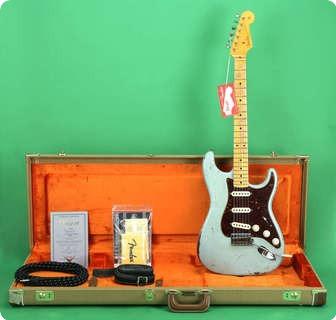 Fender 1957 Stratocaster Custom Shop Relic 2012 Sonic Blue