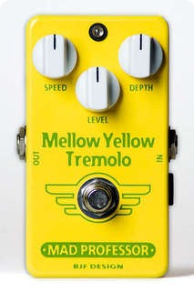 Mad Professor Mellow Yellow Tremolo Yellow