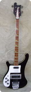 Rickenbacker 4001 Lefty Bass 1975 Jetglo