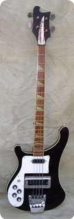 Rickenbacker 4001 Lefty Bass 1975 Jetglo