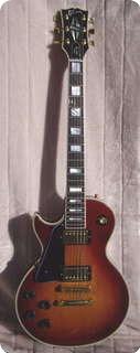 Gibson Les Paul Custom Lefty 1982 Sunburst