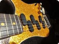 Fender Stratocaster John Jorgenson Hellecaster Custom Shop Japan LTD 1997 Sparkle