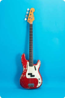 Fender Precision Bass 1964 Candy Apple Red