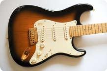 Fender Stratocaster 2004 Sunburst