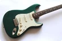 Fender Stratocaster 2014 Green