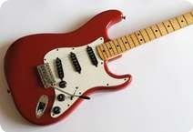 Fender Stratocaster 2014 Red
