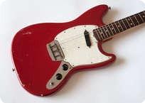Fender Music Master 1964 Red