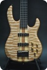 Carvin USA LB75A 2012 Spalted Maple