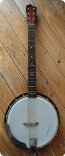 Musima 6 Strings 1960 Sunburst Flame Maple