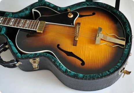 Gibson Herb Ellis Es 165 1991 Sunburst
