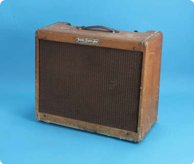 Fender Super Amp 1958 Tweed