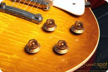 Gibson Les Paul 1955 Conversion Burst 1959 Historic Reissue Sandy R9 R5 CC 2013 Sandy