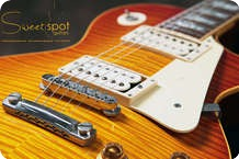Gibson Custom Shop Les Paul Standard 1959 Historic Reissue R9 Custom Shop DaPra Burst 2000 Da Pra Burst