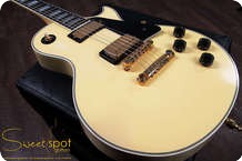 Gibson Les Paul Custom Vintage Randy Rhoads Vintage White 1981 White