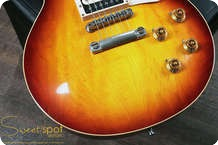 Gibson Custom Shop Les Paul Standard 1958 Historic Reissue R8 Custom Shop Amber PU 2011