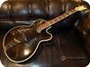 Hofner 461-s Jazz Guitar 1955-Black / Brown