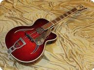Hofner Jazz Guitar 1955 Brown