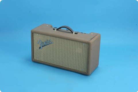 Fender Reverb Unit 2007 Brown