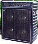 Kustom HUSTLER 4x10 1970 Black
