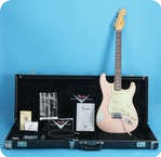 Fender Stratocaster 1962 Custom Shop Relic 2008 Shell Pink