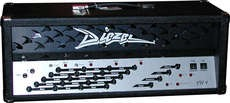 Diezel Amplification VH4 Black