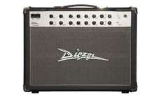 Diezel Amplification Einstein 1x12 Combo Black