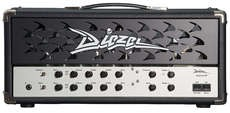 Diezel Amplification Einstein Head Black