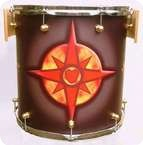 Jalapeno Drums PsalmDrum Custom Made Plastic Wrap