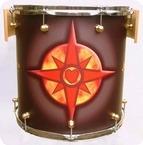 Jalapeno Drums PsalmDrum Custom Made Plastic Wrap
