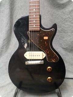 Gibson Les Paul Junior Aged Black