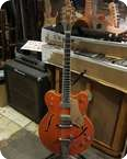 Gretsch 6120 1964 Redish Orange