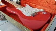 Fender Stratocaster Richie Sambora MKII 1998 Fiesta Red
